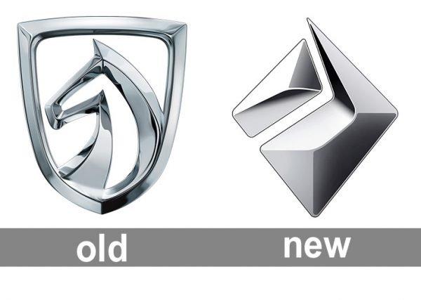 Baojun Logo history